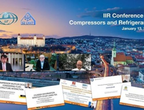 Highlights: 10th IIR conference ON COMPRESSORS